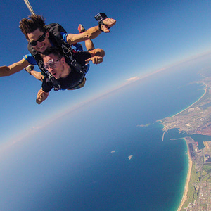 울릉공 스카이다이빙 14,000ft  Sydney Wollongong Sky Diving
